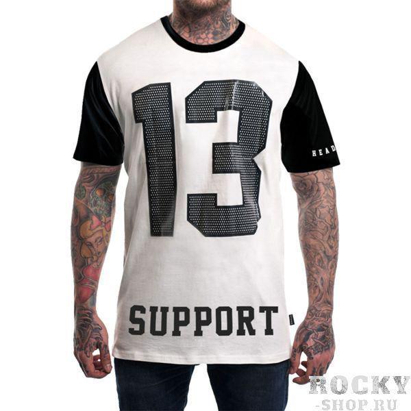 Купить Футболка Headrush Support The 13Th (арт. 7387)