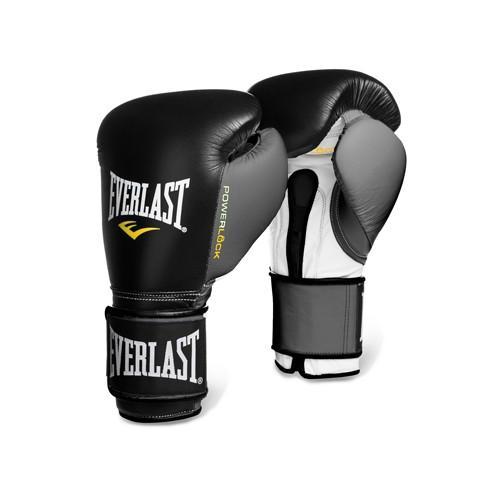 Перчатки тренировочные Everlast Powerlock, 16oz EverlastБоксерские перчатки<br>Тренировочные перчатки на липучке Powerlock изготавливаются из кожи премиум класса, выдерживающей длительные нагрузки. Благодаря&amp;nbsp; пенному наполнителю, выложенному по технологии Powerlock обеспечивается идеальный баланс между силой удара и защитой от травм! Эргономический дизайн перчатки позволяет руке принимать правильную и удобную форму кулака, делая удар быстрым и безопасным одновременно. Предназначены для спаррингов, а также для работы на снарядах и&amp;nbsp; лапах.<br><br>Цвет: красн/сер.