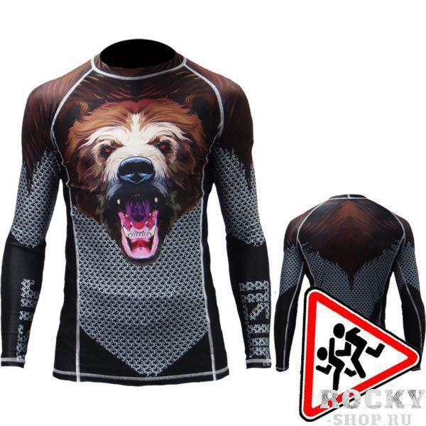 Купить Детский рашгард Jitsu Медведь (арт. 7396)