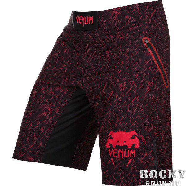 Шорты ММА Venum Noise Black/Red