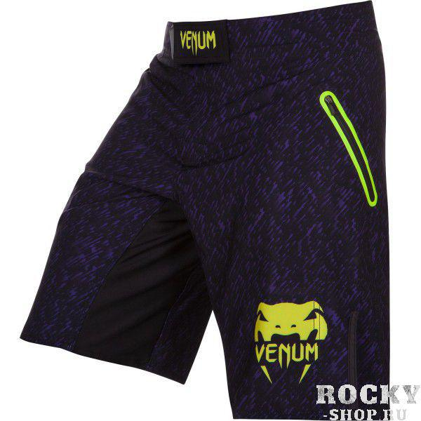 Купить Шорты ММА Venum Noise Black/Yellow PSn-venshorts0236