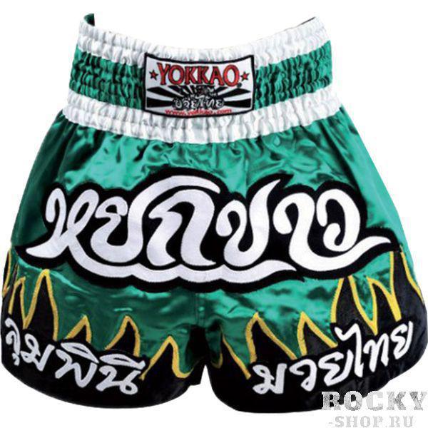 Тайские шорты Yokkao Ekapop Yokkao