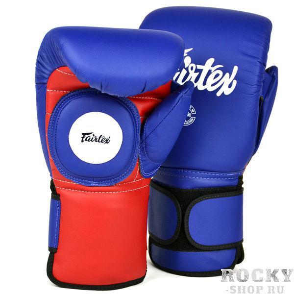 Лапы-перчатки тренерские от Fairtex (арт. 7499)  - купить со скидкой