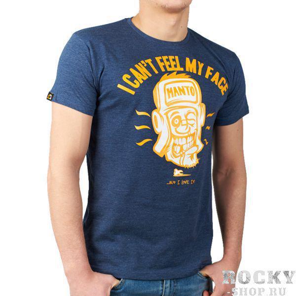 Футболка Manto Face MantoФутболки / Майки / Поло<br>Футболка Manto Face.Состав: 100% хлопок.<br>