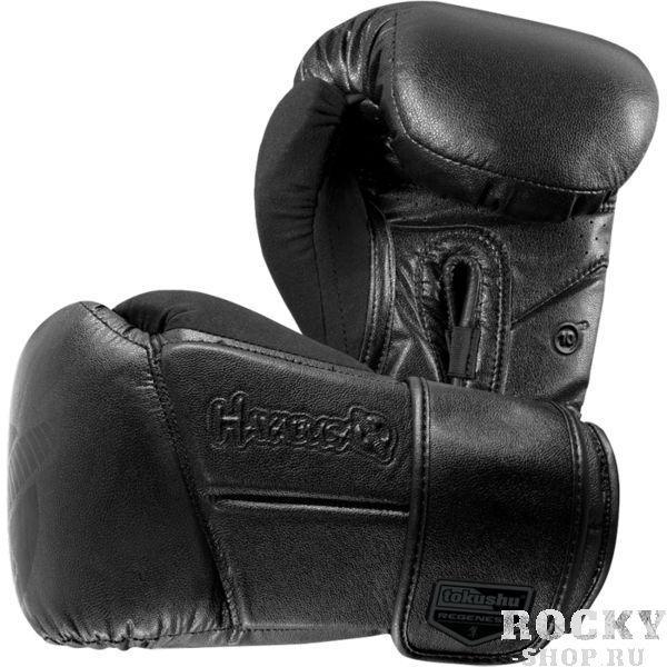 Купить Боксерские перчатки Hayabusa Tokushu Regenesis Stealth 12 oz (арт. 7591)