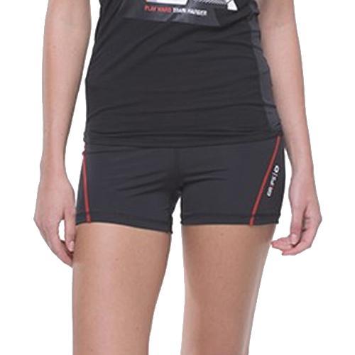 Женские шорты Grips Athletica Grips AthleticsСпортивные штаны и шорты<br>Женские тренировочные шорты Grips Athletica. Тренировочные шорты Grips созданы различных видов спорта: функциональный тренинг (кроссфит), фитнеса, работы с железом или просто бега. Материал у шорт достаточно тянущийся, легкий, но очень прочный. Эти факторы и особая форма шорт не позволят им сковывать ваши движения даже во время самой интенсивной тренировки. Шорты очень удобно сидят на талии. Уход: машинная стирка в холодной воде, деликатный отжим, не отбеливать.<br><br>Размер INT: L