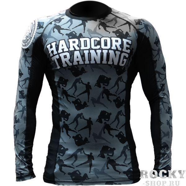 Купить Рашгард Hardcore Training Camo Fight (арт. 7672)