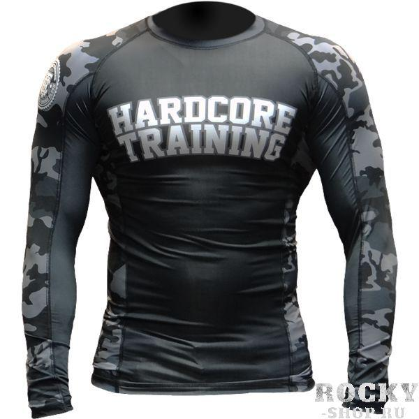 Рашгард Hardcore Training Camo 2.0