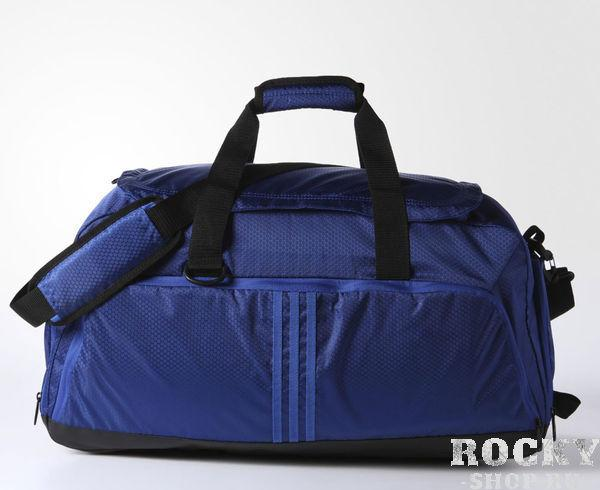 Сумка спортивная 3S Performance Teambag M синяя Adidas (арт. 7798)  - купить со скидкой