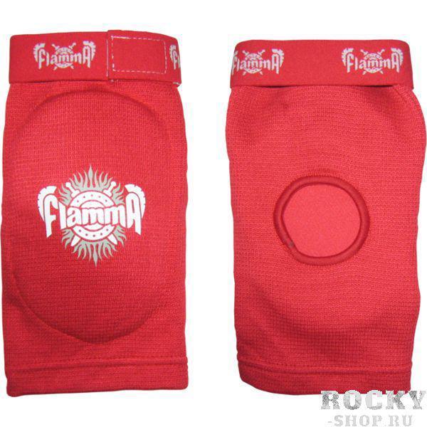 Защита локтя Flamma Terminator FlammaЗащита тела<br>Налокотники Flamma Terminator.Подходят для тайского бокса и ММА.Размер универсальный.Продаются парой.<br>