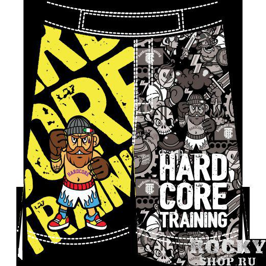 Детские шорты Hardcore Training Doodles (арт. 7897)  - купить со скидкой