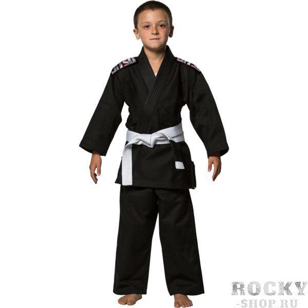 Детское кимоно для БЖЖ Jitsu JitsuЭкипировка для Джиу-джитсу<br>Детское кимоно для БЖЖ Jitsu. Ги, отвечающее высоким стандартам качества. Кимоно отлично подойдет как для тренировок, так и для соревнований. Особенности кимоно:• Куртка сделана из 1 куска 100% хлопка плотностью 450 г/кв. м. ;• Штаны сделаны из прочной рип-стоп ткани;• Кимоно усажено, но небольшая усадка возможна;• Пояс приобретается отдельно. Состав:100% хлопок.<br><br>Размер: M3