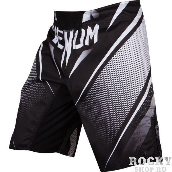 ММА шорты Venum Eyes VenumШорты ММА<br>ММА шорты Venum Eyes. При разработке шорт был учтен весь богатый научный опыт VENUM по созданию бойцовской экипировки ( одежды ММА ). Минималистичный, но при этом жёсткий дизайн. Идеально подходят и для тренеровочного процесса, и для соревнований даже самого высокого уровня. Материал, использованный для создания бойцовских шорт Venum - это 100% высококачественная легка микрофибра ( полиэстер ). Шорты мма venum очень легкие, но при этом прочные. Благодаря тянущимися материалу, эластичной вставке и боковым разрезам мма шорты Venum не создают никакого дискомфорта бойцу ни в стойке, ни в партере. Крепятся шорты на поясе с помощью липучки и встроенного в пояс шнурка. Рисунок полностью сублимирован в ткань. он не потрескается и не сотрется!Уход: машинная стирка в холодной воде, деликатный отжим, не отбеливать. Состав: 100% полиэстер.<br><br>Размер INT: S