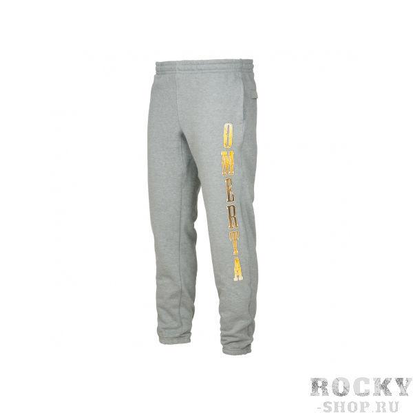 Спортивные штаны Extreme Hobby Omerta Santa Muerte Grey Extreme HobbyСпортивные штаны и шорты<br><br>