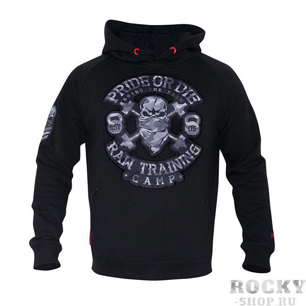 Толстовка Pride or Die RAW Training Camp Urban Camo PRiDEorDiE