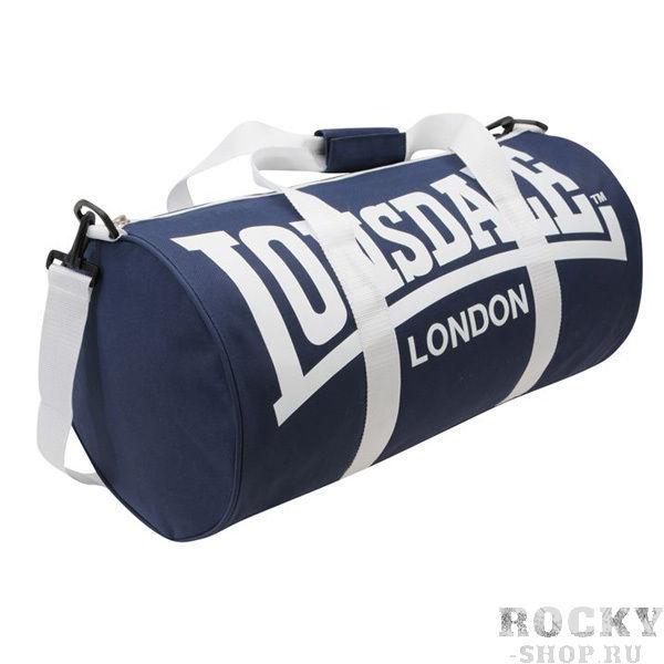 Купить Спортивная сумка Lonsdale Barrel Navy (арт. 8111)
