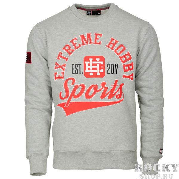 Толстовка Extreme Hobby Basic Sport Grey Extreme HobbyТолстовки / Олимпийки<br><br>