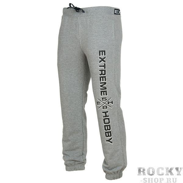 Спортивные штаны Extreme Hobby On Every Streets Grey Extreme HobbyСпортивные штаны и шорты<br><br>
