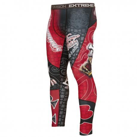 Купить Компрессионные штаны Extreme Hobby killercards WR116