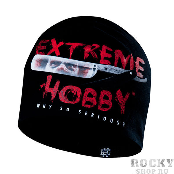 Шапка Extreme Hobby Why So Serious? Black