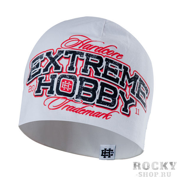 Шапка Extreme Hobby Axe White Extreme HobbyШапки<br><br>