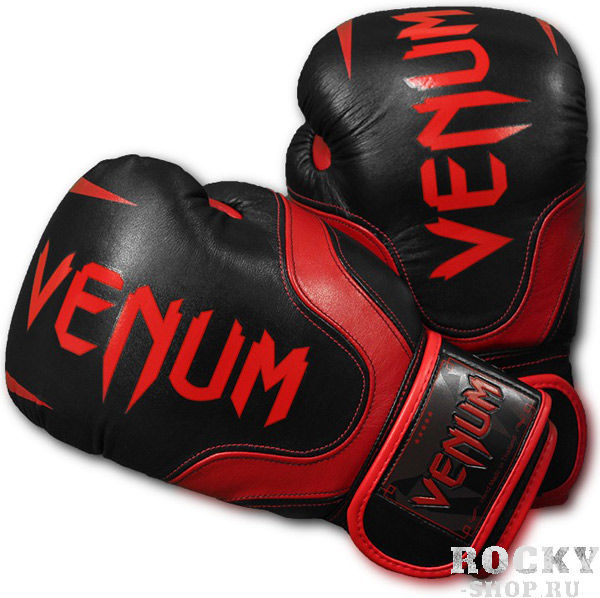 Купить Перчатки боксерские Venum ''Absolute 2.0'' Red Devil 12 унций (арт. 8204)