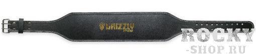 Пояс атлетический, 6, Чёрный GrizzlyПояса атлетические<br>Описание: Таблица соответствия размеров:       Размер талии   Размер до первой дырки   Расстояние до последней дырки       S   59   82       M   70   93       L   83   106       XL   95   118<br><br>Размер: Размер S