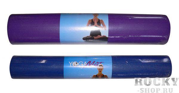 Коврик для йоги YG 04, 173x61x0,4 см Sport PioneerКоврики для йоги<br><br>