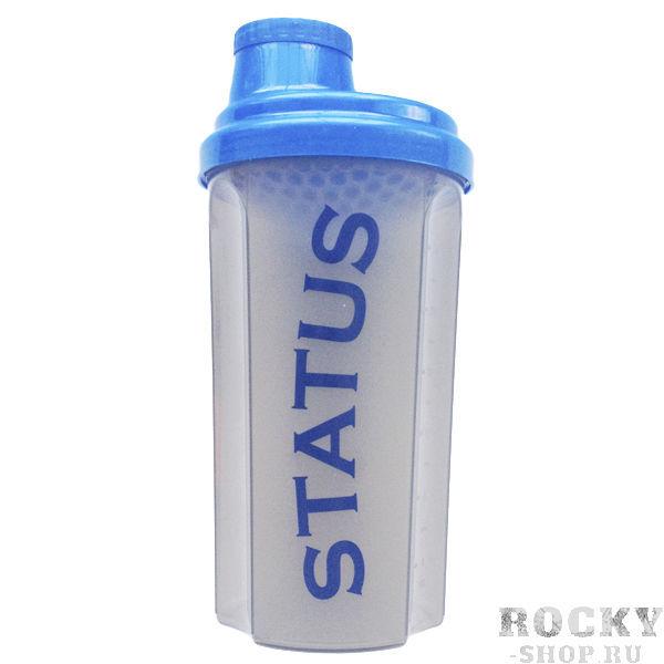 Шейкер Status (новый дизайн), 700 мл STATUSБутылки/шейкеры<br>Стильный и функциональный шейкер от Status<br>