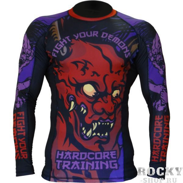 Рашгард Hardcore Training Demon
