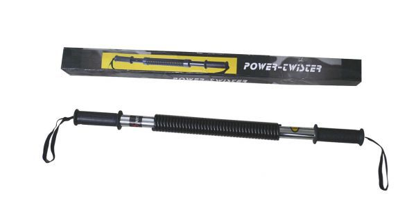 Эспандер power Twister, жесткость- 40 кг, 62 см Sport PioneerЭспандеры<br>универсальный и легкий в использовании<br>     занимает минимум места<br>     подходит женщинам для коррекции фигуры<br>     жесткость – 40 кг<br>