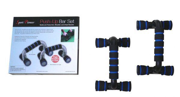 Купить Упоры для отжиманий, пластик Sport Pioneer (арт. 8485)