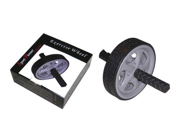 Колесо для пресса Sport PioneerАксессуары для фитнеса<br>Простая, но надежная конструкция колеса позволяет выдерживать любые силовые  нагрузки. Его можно использовать как для выполнения комплексных  упражнений, так и отдельно. Удобные ручки исключают появление мозолей. Колесо  для отжиманий – это эффективный способ привести своё тело в отличную физическую  форму.&amp;lt;p&amp;gt;Преимущества:&amp;lt;/p&amp;gt;                    &amp;lt;li&amp;gt;изготовлено из высококачественных материалов&amp;lt;/li&amp;gt;<br>                    &amp;lt;li&amp;gt;простая и надежная конструкция&amp;lt;/li&amp;gt;<br>                    &amp;lt;li&amp;gt;удобные нескользящие ручки&amp;lt;/li&amp;gt;<br>