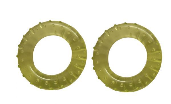 Эспандер кистевой - кольцо 2 шт STATUS