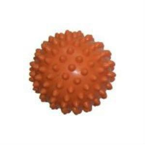 Мяч массажный игольчатый,  мягкий FK-MB2.6, 7 см STATUSЭспандеры<br>улучшает кровообращение<br>     снимает мышечное напряжение и стресс<br>     оказывает успокоительный эффект<br>     способствует повышению кожно-мышечного тонуса<br>     уменьшает венозный застой<br>     ускоряет капиллярный кровоток<br>     улучшает функционирование периферической и центральной нервной системы<br>     профилактика против образования целлюлита<br>