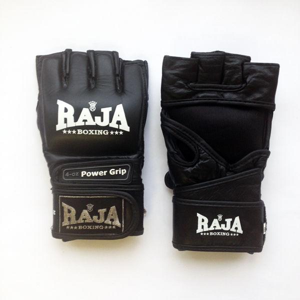 Купить Перчатки MMA, липучка, Размер L Raja (арт. 8506)