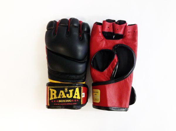 Перчатки MMA, липучка, Размер S RajaПерчатки MMA<br>Имеют тонкую обивку<br>     Эргономичный дизайн<br>     Идеально подходит для ММА<br>