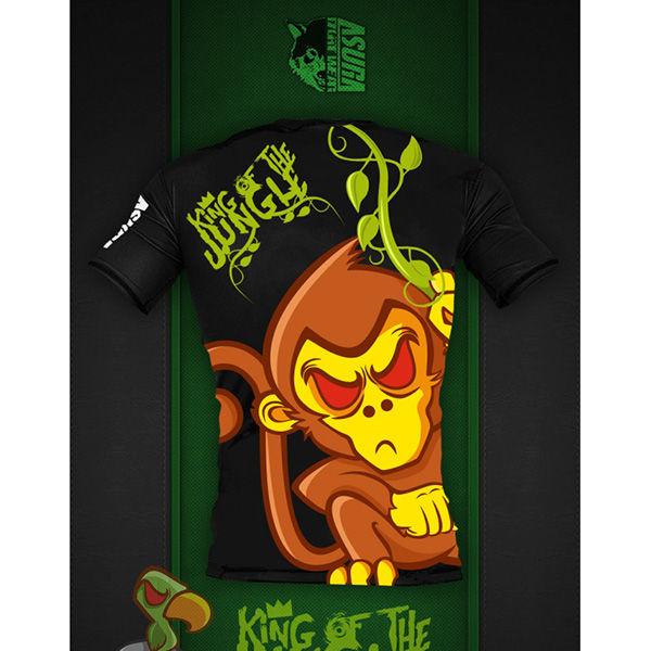 Купить Рашгард AsurA King of the Jungle (арт. 8685)