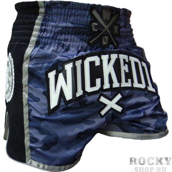 Купить Тайские шорты Wicked One Muaythai X Hardcore Training (арт. 8749)