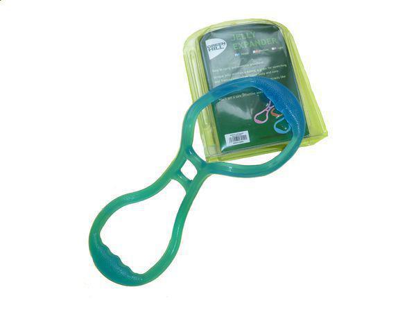 Эспандер гелевый, 40 см Green HillЭспандеры<br>Материал: ГельВиды спорта: ФитнесДлина: 40см.<br><br>Цвет: Зеленый (средняя жесткость)