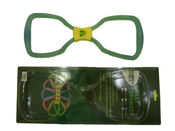 Эспандер гелевый 38см, 38 см Green HillЭспандеры<br>Материал: ГельВиды спорта: ФитнесДлина: 39см.<br><br>Цвет: Оранжевый (низкая жесткость)