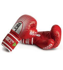 Купить Боксерские перчатки Green Hill 0555 10oz (арт. 8862)