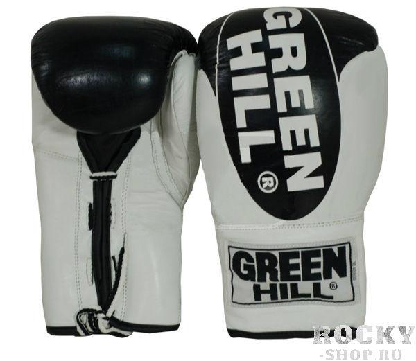 Боксерские перчатки Green Hill BRIGHT , 8oz Green HillБоксерские перчатки<br>Материал: Натуральная кожаВиды спорта: БоксПерчатки из натуральной, высококачественной кожи. Прекрасный выбор для профессиональных боксеров, но также подойдут и любителям. Фиксируются перчатки — шнуровкой, что позволяет обеспечить посадку точно по руке.<br>