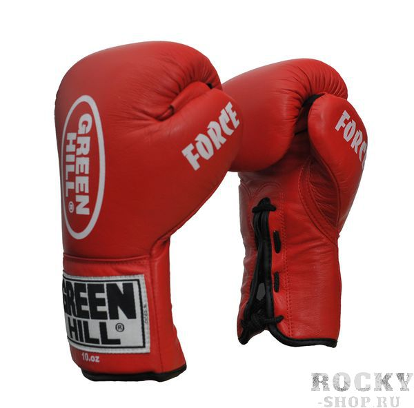 Перчатки боксерские Green Hill FORCE, 14oz Green Hill (BGF-1215)