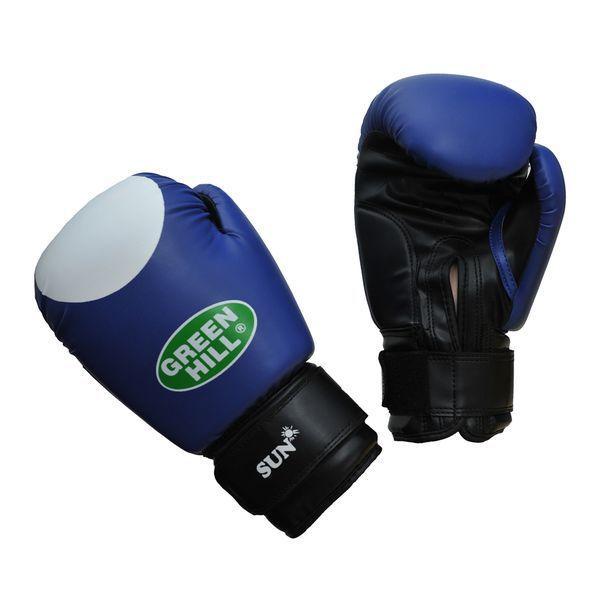 Купить Боксерские перчатки sun Green Hill 10 oz BGS-2027 (арт. 8942)
