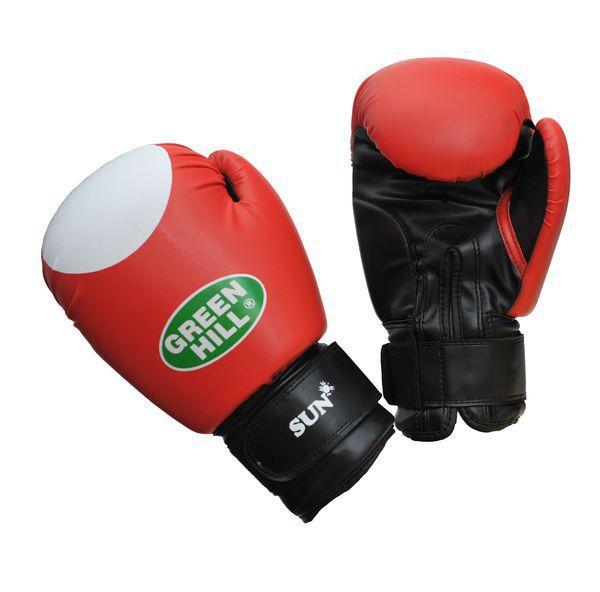 Купить Боксерские перчатки sun Green Hill 12 oz (арт. 8943)