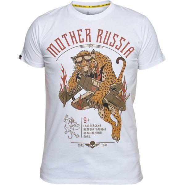 Купить Футболка Mother Russia Леопард (арт. 9021)
