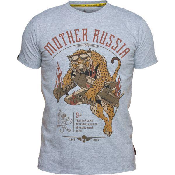Купить Футболка Mother Russia Леопард (арт. 9022)