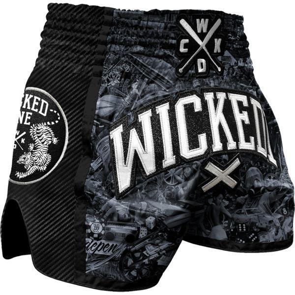 Купить Тайские шорты Wicked One Born To Resist (арт. 9042)