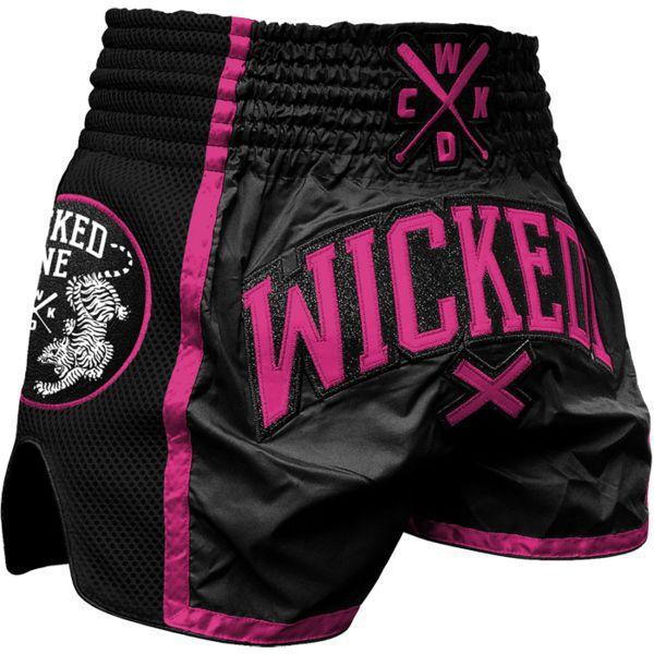 Купить Тайские шорты Wicked One Pink Panther (арт. 9043)
